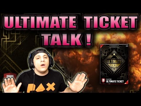 WHAT ULTIMATE TICKETS DO YOU WANT?! (98 ANTONIO GATES GAMEPLAY) - MADDEN 17 ULTIMATE TEAM