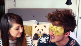 Joey Graceffa! WTF IS IN MY MOUTH!! WITH ZOELLA (British Edition)