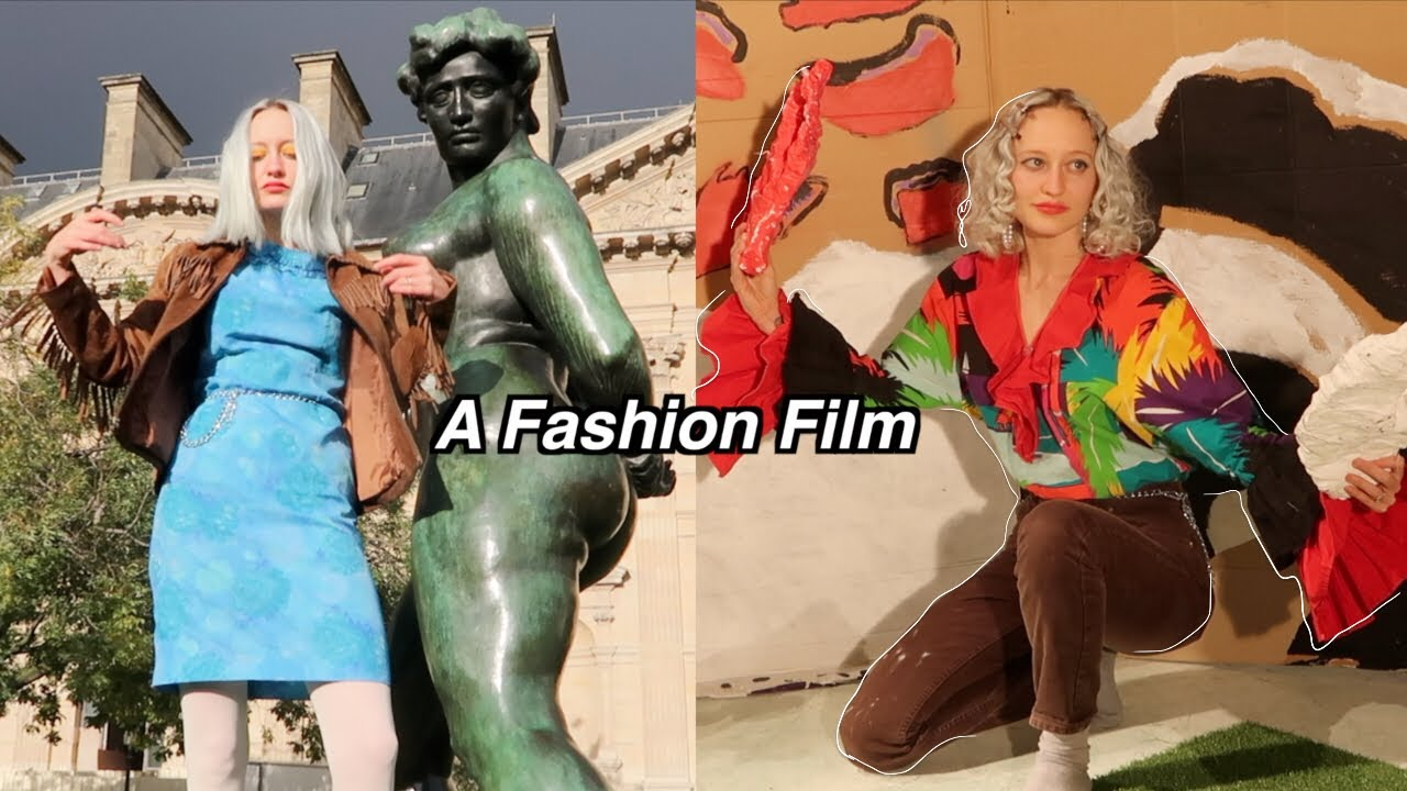 [VIDEO] - Girls of Autumn • Thrifted Lookbook 1