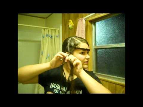 CRIMPY HAIR TUTORIAL!!!!