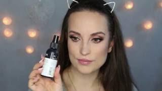 Makijaż na randkę - kosmetyki drogeryjne i kilka