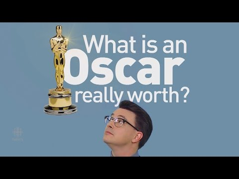 What's an Oscar really worth?
