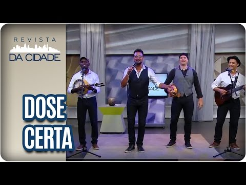 Grupo Dose Certa - Revista da Cidade (12/01/17)