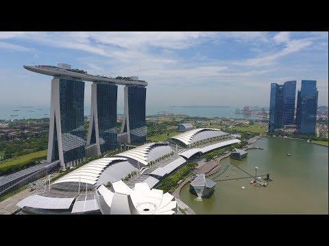 Amazing Singapore 2017 4K