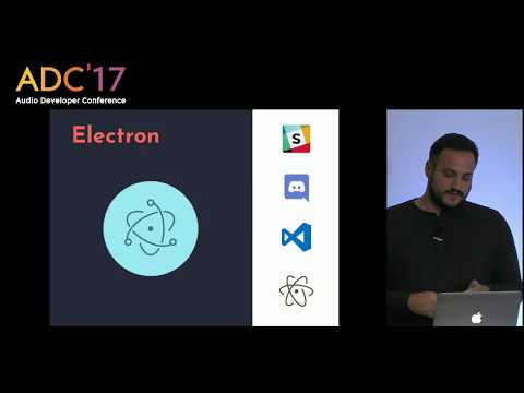 Dave Ramirez - Developing audio applications with JavaScript (ADC'17)