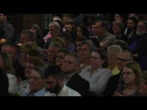 University of Iowa Teacher Education Convocation - May 13, 2016 on YouTube