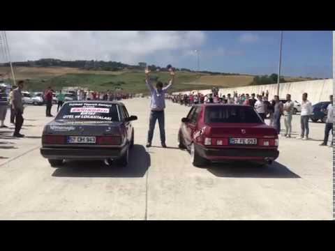 Sinop Tuning 57 2017 Yarışları, Murat Arpacıoğlu(Boyabat) - Serkan Baş (Boyabat) Kalkış