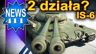 2 działa w IS-6? - NEWS - World of tanks