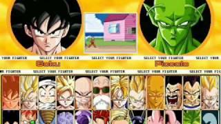 Dragon Ball Z Budokai HR by Misterr07 - DBZ Free PC Game Download