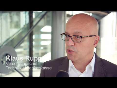 Die Migräne-App: Interview mit Klaus Rupp,  Leiter Fachbereich Versorgungsmanagement der Techniker