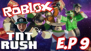 TNT RUSH! ROBLOX | EthanTheGamer E.P 9