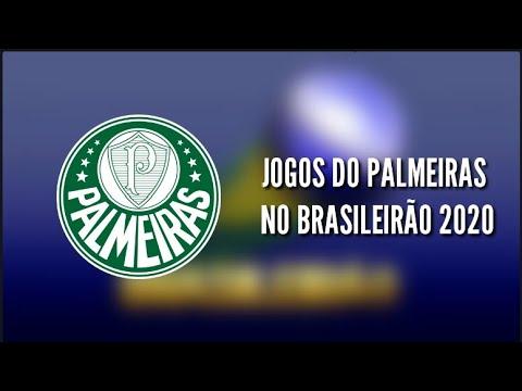 Confira A Tabela De Jogos Do Palmeiras No Brasileirao Serie A 2020 Youtube