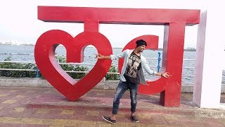 Rani ninnu chudangane song in nenu roudy  ne movie||At Love hyd||By achu