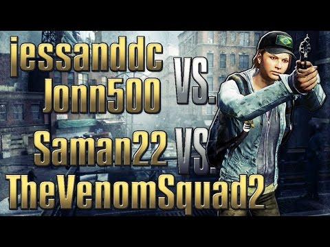 1v1 Tournament - Q2 RD3 - Jonn500 vs Jessanddc & Saman22 vs TheVenomSquad2