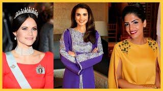 Как живут настоящие принцессы в реальном мире: ТОП-10 самых ярких принцесс и королев
