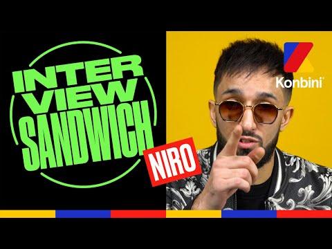 Youtube: Niro:«Premier sandwich? Indigestion direct, on n'était pas bons dans le dosage» l Konbini