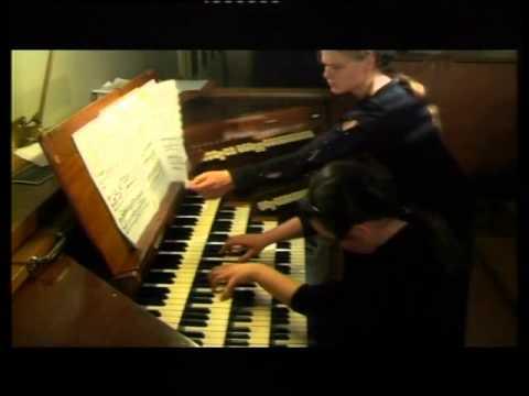 Max Reger — Dankpsalm op. 145 no. 2 (Sofya Iglitskaya)