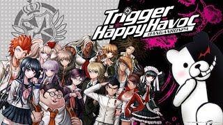 Livestream #51: Danganronpa: Trigger Happy Havoc (feat. TanMan) - Part 4