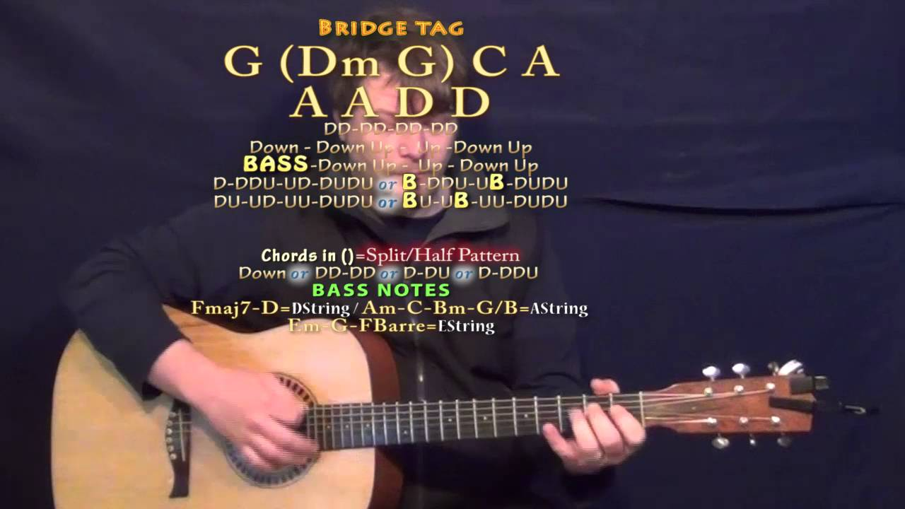 The Most Beautiful Girl Charlie Rich Guitar Lesson Chord Chart