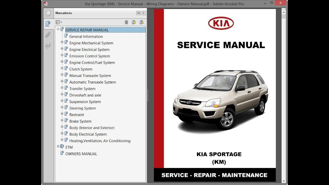 Kia Sportage Wiring Diagram Service Manual from i.ytimg.com