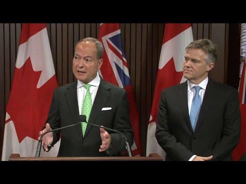 Ontario Deficit Numbers Released