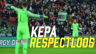 Kepa Arrizabalaga is een Kleuter van €85 Miljoen!