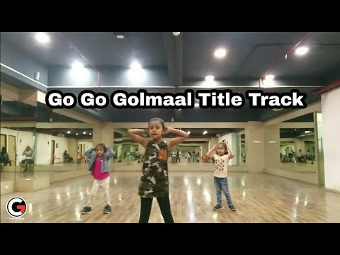 Golmaal Title Track (Video) Cover | Ajay...