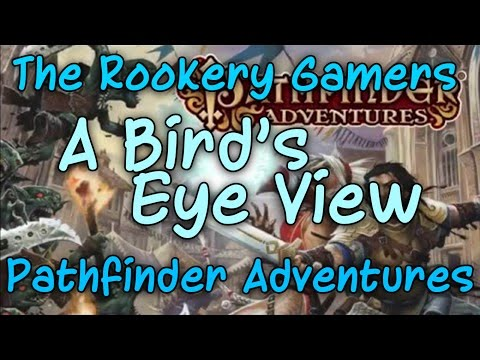 Pathfinder Adventures: A Bird's Eye View (Game Review)