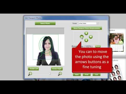 Passport photos for free , free passport photos software
