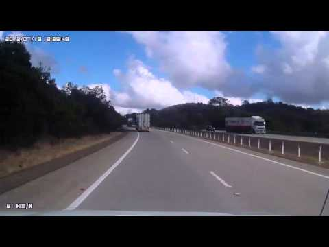 4 - Hume Highway - Gunning Turn/Off to Yass Service station