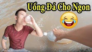 PHD   Uống Nước Sông   Drinking River Water Prank