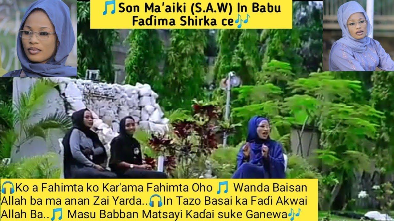 Download Kalli Zazzafar Kasidar Sadiya Haruna Ft Hafiz Abdallah, Murjanatu Bukhari Adam...Latest Video