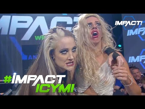 Chaos Amongst Knockouts Leads to Last Knockouts Standing Next Week | #IMPACTICYMI July 20th, 2017