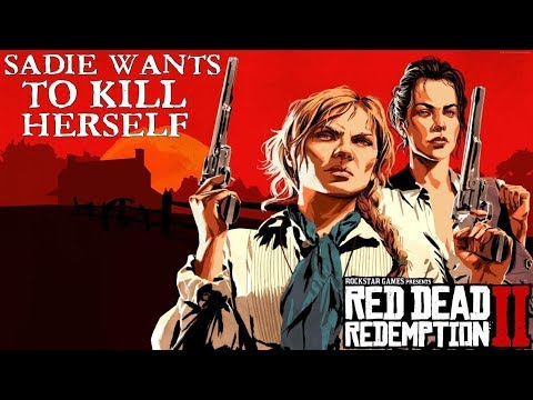Abigail convinces Sadie not to kill herself | Red Dead Redemption 2 thumbnail