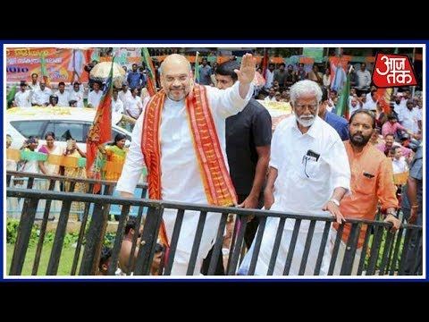 Amit Shah in Thiruvananthapuram Today to Conclude BJP's 'Janaraksha Yatra'
