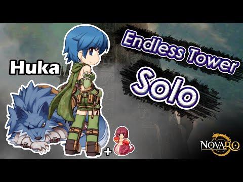 Ragnarok Online -Huka /  Endless Tower Solo (Ranger)