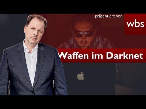 Amok-Waffe im Darknet gekauft – Knast für Plattformbetreiber | Rechtsanwalt Christian Solmecke