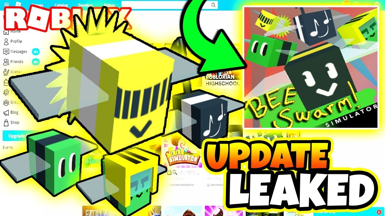 *NEW SECRETS!* NEW BEES CONFIRMED!! NEW ABILITIES!! NEW ...