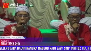 FESTIVAL SHOLAWAT AL BANJARI SE JAWA TIMUR PONPES AL KAUTSAR DURENAN TRENGGALEK