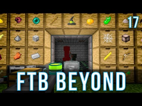 Mob Grinder | FTB Beyond | Episode 17