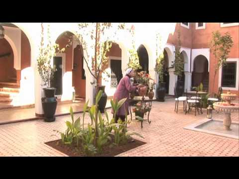 Les Borjs de la Kasbah - A luxury spa hotel in the Marrakech medina