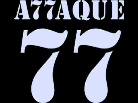 attaque 77 acustico
