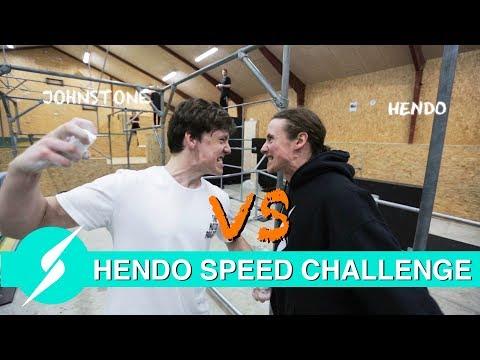 Johnstone VS Hendo | Hendo Speed Challenge Ep5