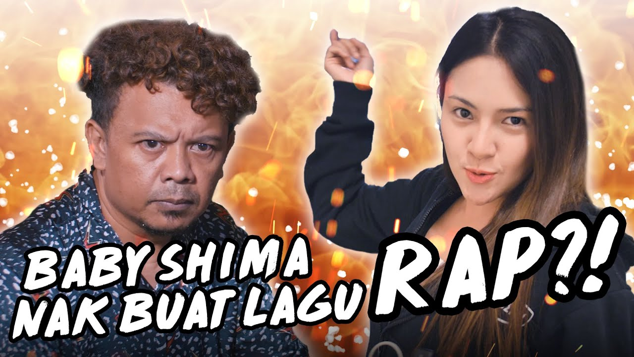 Baby Shima Rap, Tapi Kena REJECT Dengan Cat Farish!