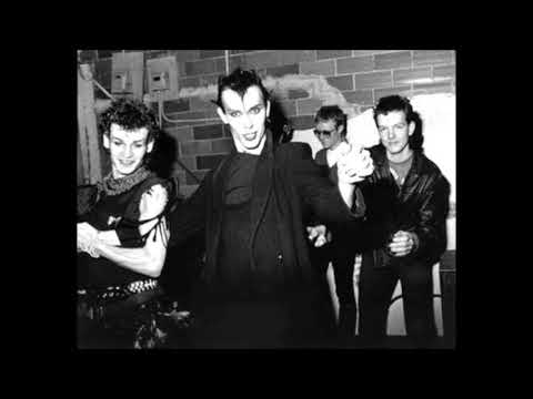 Bauhaus Three shadows part III live at Guillford Civic Hall, 1982