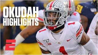 2020 NFL Draft prospect Jeff Okudah is a complete cornerback  | Ohio State Highlights