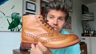 Shoe Collection Essentials | Mens Fashion | Darren Kennedy