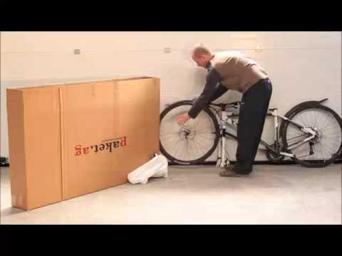 fahrrad verpacken und sicher versenden www. Black Bedroom Furniture Sets. Home Design Ideas