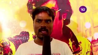 Art Director RamaLingam  talks about Our Thalaivar super star rajini 's kabaliaudio&Santhosh