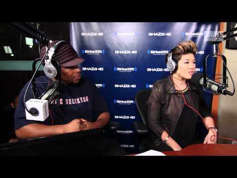 The Voice Winner Tessanne Chin Sings Live on Sway in the Morning